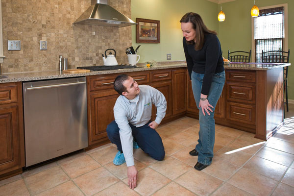 Read more about the article Leave your Tile & Grout Cleaning to ServiceMaster