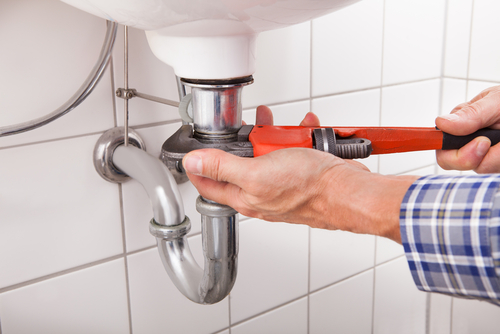 Read more about the article Leak Under Sink Causes Water Damage to Home