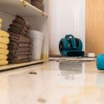 water damage ServiceMaster by Wright