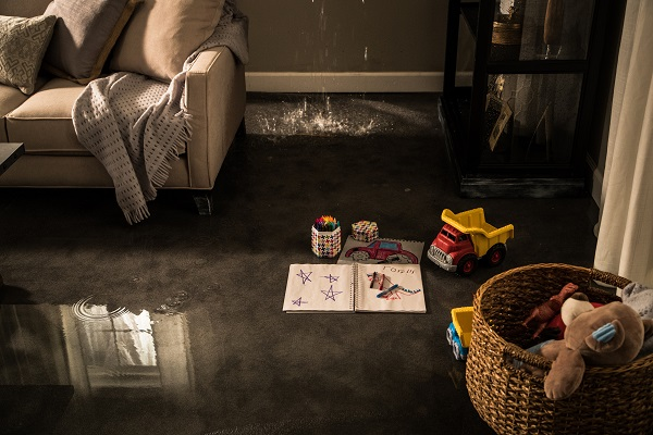Read more about the article Categories and Classes of Water Damage