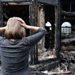 fire damage by ServiceMaster by Wright