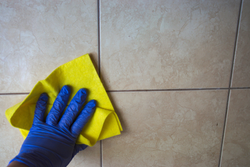 Read more about the article How to Properly Clean your Tile and Grout after the Holiday Season
