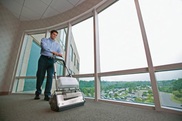 Read more about the article Benefits of Encapsulation Cleaning for Commercial Carpets