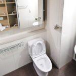 Home Toilet Interior
