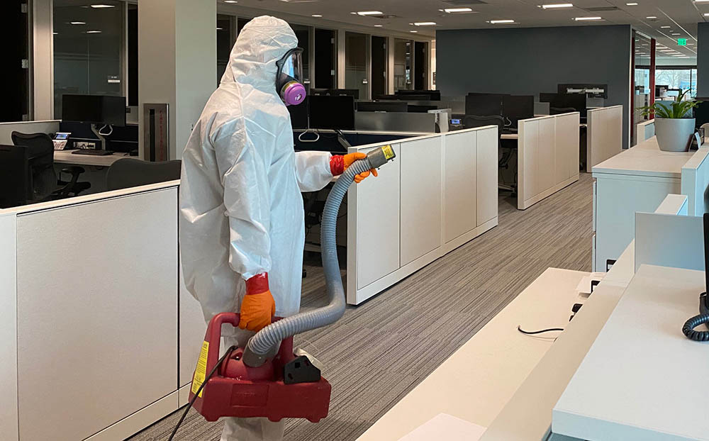 COVID-19 Disinfection Fogging Services in Fort Myers, Florida